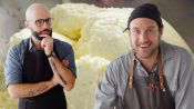 Brad and Babish Make Ricotta Cheese