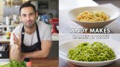 Andy Makes Ramen Two Ways