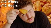 12 Types of Buffalo Wings in 12 Hours. Which is the Best?