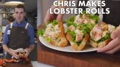 Chris Makes Lobster Rolls