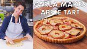 Carla Makes an Apple Tart