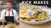 Rick Classic Makes Chilaquiles