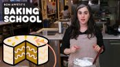 Claire Teaches You Cake Frosting