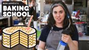 Claire Teaches You Cake Decoration