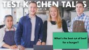 BA Test Kitchen Answers Your Burger Questions