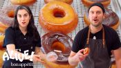 Brad and Claire Make Doughnuts Part 3: Redemption