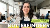 Pastry Chef Attempts to Make Gourmet Butterfingers
