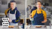 Rich Brian Tries to Keep Up with a Professional Chef