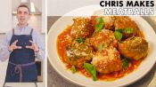 Chris Makes Meatballs
