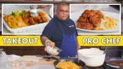 Pro Chef Tries to Make General Tso's Chicken Faster Than Delivery