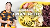 Susan Makes a Korean Rolled Omelet (Gyeran Mari)