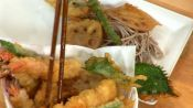 How to Make Japanese Tempura Shrimp and Vegetables, Part 2