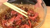 How to Make Korean Beef Bulgogi, Part 1