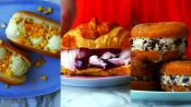 3 New Ways to Ice Cream Sandwich