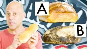 Bread Expert Guesses Which Bread Is More Expensive | Price Points