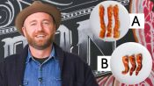 Bacon Expert Guesses Which Bacon is More Expensive