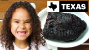 Kids Try Barbecue by Region