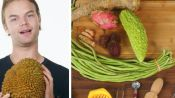 50 People Guess Fruits & Vegetables