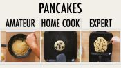 4 Levels of Pancakes: Amateur to Food Scientist