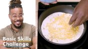 50 People Try to Make a Quesadilla