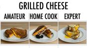 4 Levels of Grilled Cheese: Amateur to Food Scientist