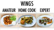 4 Levels of Chicken Wings: Amateur to Food Scientist