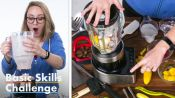 50 People Try To Make A Smoothie