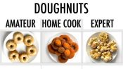 4 Levels of Doughnuts: Amateur to Food Scientist