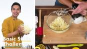 50 People Try To Cream Butter & Sugar