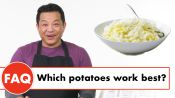 Your Mashed Potatoes Questions Answered By Experts