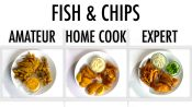 4 Levels of Fish & Chips: Amateur to Food Scientist