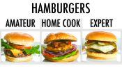 4 Levels of Hamburgers: Amateur to Food Scientist