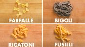 How To Shape Every Pasta
