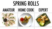 4 Levels of Spring Rolls: Amateur to Food Scientist