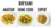 4 Levels of Biryani: Amateur to Food Scientist