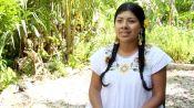 Glamour's 2011 Top 10 College Women: Erica Fernandez