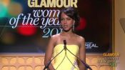 The Best Moments of Glamour Magazine's 2011 Women of the Year Awards