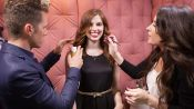 How to Upgrade Your Look with a Curling Iron, a Belt and Some Mascara