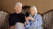 What If Your Grandparents Read the Crazy Texts Your Parents Sent You