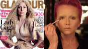 How to Create Lady Gaga's 2013 Nude Makeup Cover Look