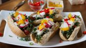 A Healthy Hot Dog Recipe for Your Summer BBQ