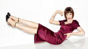 Coco Rocha Challenges Zac Posen and Jay Manuel to a Pose-Off