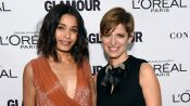 Glamour's Cindi Leive and Freida Pinto on How You Can Help Send a Girl to School