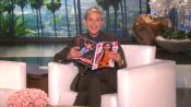 Ellen Helps Glamour Celebrate 25 Years of Incredible Women