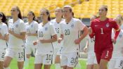 Filming the U.S. Women's Soccer Team: Filmmaker Marjan Tehrani