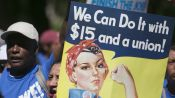 The Minimum Wage Is a Feminist Issue