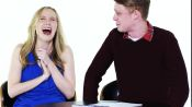 Guys Read Their Girlfriends' Old Grade School Diaries: Jill & Patrick