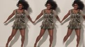 Watch Serena Williams Dance Like Tina Turner
