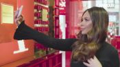 Marianna Hewitt Teaches You How to Take an Amazing Selfie