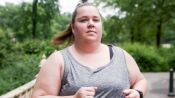 What It's Like Being a Plus-Size Triathlete